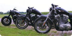 1200 Forty Eight, 1200 Nightster, 883 Low