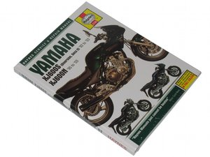 »Der Haynes« – service and repair manual XJ 600 S/N