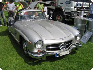 Mercedes-Benz W 198 (SL 300)