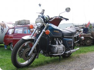 Honda Goldwing GL 1000