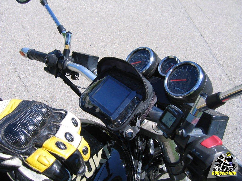 Jacke an motorrad befestigen