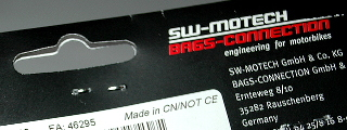 Fehlkauf: SW-Motech Bags Connection Navi Case Pro S