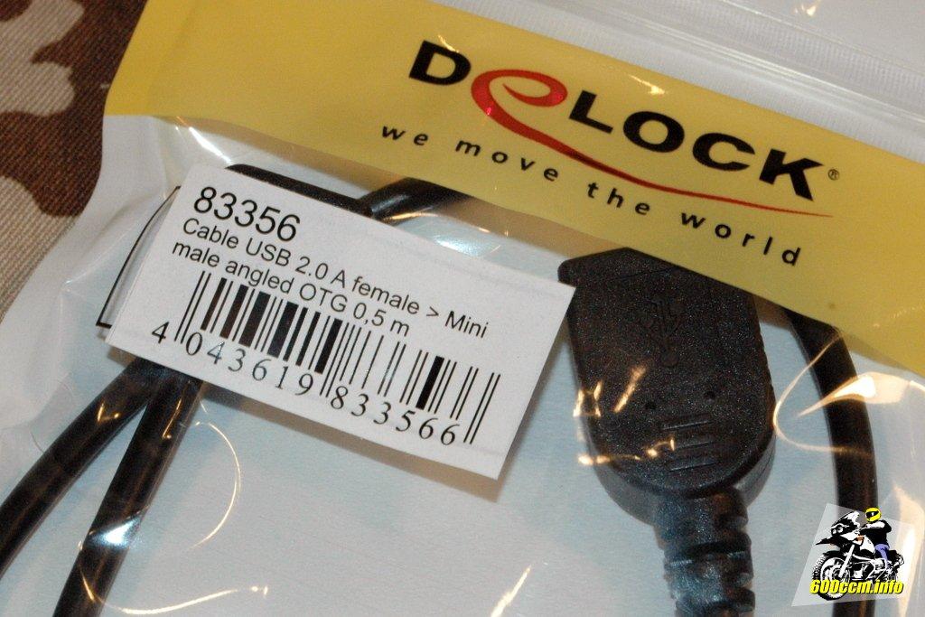 600ccm.info – Ladekabel für Garmin Nüvi – ohne PC-Modus