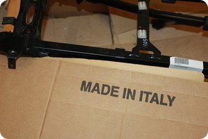 »Made in Italy« war etwas anderes